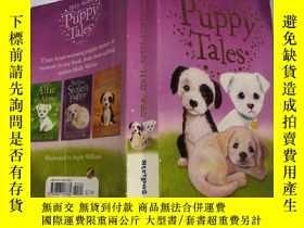 二手書博民逛書店holly罕見webb s puppy tales 霍莉·韋伯的小狗故事Y200392
