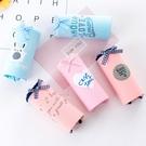 MUMU【B00631-2】粉色英文字母純棉內褲。五色