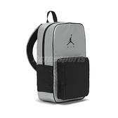 Nike 後背包 Jordan Backpack 銀 黑 男女款 喬丹 手提 雙肩背 運動休閒 【ACS】 JD2043006AD-001