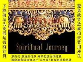 二手書博民逛書店【罕見】Spiritual Journey: Sacred Ar