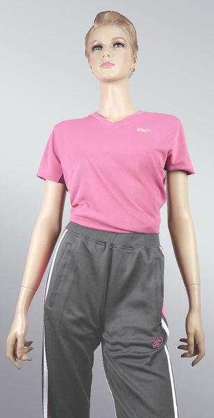 女運動休閒排汗長褲