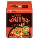 韓國 農心 泡菜拌麵118gx4包(整袋...