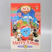 ACE 聖誕巡禮月曆禮盒-動物地圖版200g(賞味期限:2019.10.31)