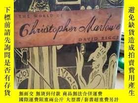 二手書博民逛書店The罕見World of Christopher Marlow