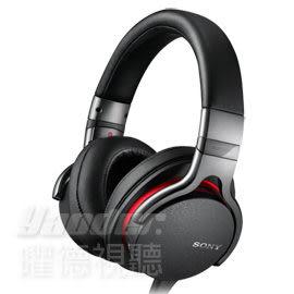 【曜德】SONY MDR-1ADAC 高解析音質 內建耳擴 智慧型手機接聽 / 免運 / 送紅酒組