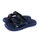 G.P 阿亮代言 拖鞋 涼鞋 防水 雨天 黑色/藍色 男鞋 G8546-20 no041