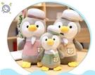 【22公分】戴帽企鵝玩偶 抱枕 絨毛娃娃 聖誕禮物交換禮物 生日禮物 療癒小物