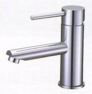 【麗室衛浴】國產精品 TAP-100076 無鉛 一字型  ECO 面盆龍頭