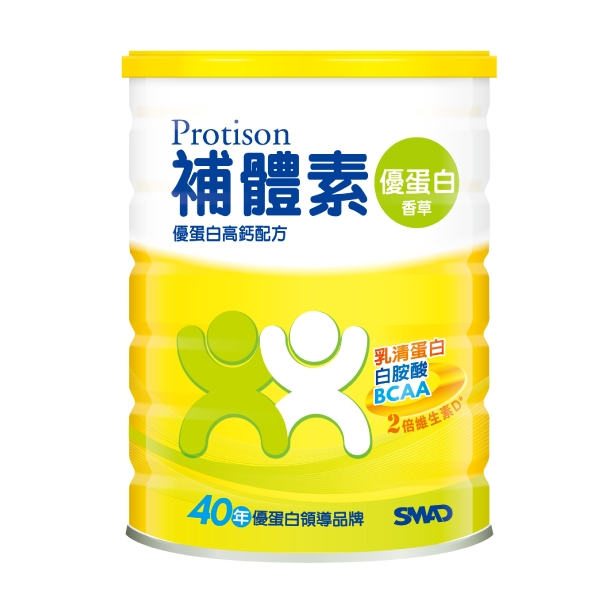 補體素優蛋白-香草 (750g/罐,單罐) ,營養品【杏一】
