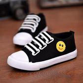 童鞋男孩女童布鞋春季新款中大童休閒鞋兒童帆布鞋小學生板鞋-ifashion