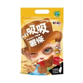 KAKA吸吸薯條-鹹蛋黃80g±3% 【康鄰超市】