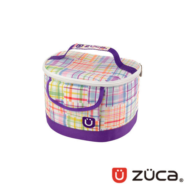 ZUCA 保溫收納袋 ZLB-559 彩色拼布 保溫 折疊 便當袋 便利 旅遊 野餐 露營