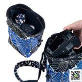 多功能數碼收納袋微單相機布袋單眼相機內膽包保護套  一件免運