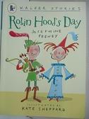 【書寶二手書T8/少年童書_GPA】Robin Hood's Day_Josephine Feeney