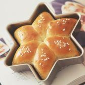 學廚圣誕六角形芝士慕斯蛋糕模具面包模烘焙家用不粘烤盤烤箱用優品匯