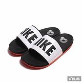 NIKE 男女 拖鞋 OFFCOURT SLIDE 套腳 輕便 舒適 簡約-BQ4639101