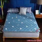 床墊學生宿舍床墊單人0.9m榻榻米床墊子上下鋪1.5可折疊 1.8m床褥墊被MKS 摩可美家