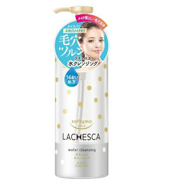 日本 KOSE 高絲LACHESCA潤肌毛孔淨化卸妝水360ml