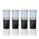 (4支入)CLEAN PURE 10英吋標準型壓縮活性碳濾心 台灣製造 SGS認證
