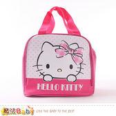 便當袋 Hello kitty授權正版保溫保冷提袋 魔法Baby