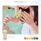 (e-nail G516 / 牛奶冰沙) 不可剝式水指甲 / 無毒水性指甲油
