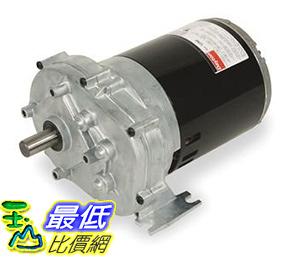 [106美國直購] 馬達 Dayton 1LPP4 AC Gearmotor 115 Nameplate rpm 30 Max. Torque 400.0 in.-lb. Enclosure ODP