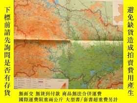 二手書博民逛書店罕見湖北省交通旅遊圖Y345971 中國地圖出版社 出版1991