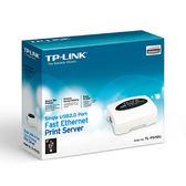 [哈GAME族]免運費 可刷卡 TP-LINK TL-PS110U Ver3.0 連接埠 快速乙太網路列印伺服器 支援多重通訊協定