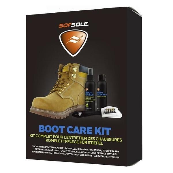 『VENUM旗艦店』SOF SOLE 600439 Boot Care Kit 皮革靴專用清潔保養組