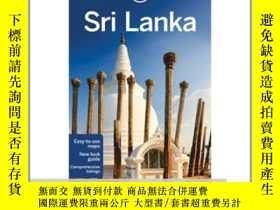 二手書博民逛書店Lonely罕見Planet Sri Lanka (Countr