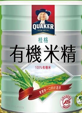 桂格 敏兒HA有機米精500g【德芳保健藥妝】