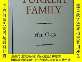 二手書博民逛書店◇英文原版書罕見Portrait of a Turkish Fa