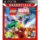 PS3 Lego Marvel 樂高 漫威 驚奇超級英雄 (含數十種人物服裝道具密碼) -英文版-