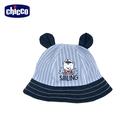 chicco-小熊船長-條紋造型漁夫帽