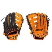 MIZUNO 壘球手套(免運 外野手 右投 棒球 訓練 美津濃 雙十字檔≡體院≡ 1ATGS20890-5409