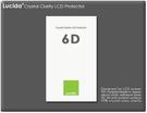 ★相機王★獨家首賣Lucida LCD保護貼﹝Canon 6D專用﹞現貨供應