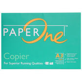 [奇奇文具]紙享優惠!【Paperone 影印紙 A3】 PAPER ONE 80P A3影印紙 (5包/箱)