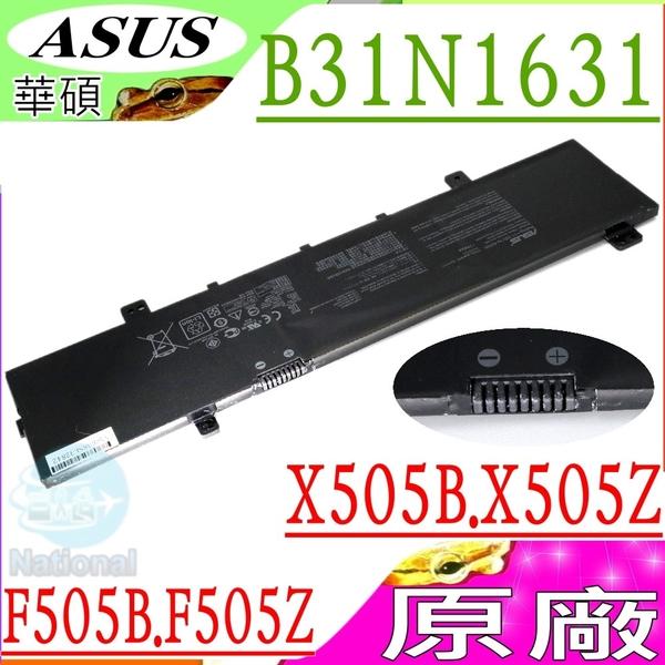 ASUS B31N1631 電池(原廠)-華碩 X505電池,X505BA,X505BP,X505ZA,X505B,X505Z,F505電池,F505Z,F505ZA