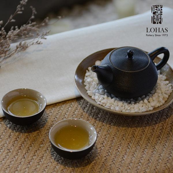 陸寶【書香品茗茶禮 】一壺兩杯茶托  精緻茶禮