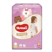 Huggies 好奇 裸感好動褲 XL號 (32片/4包/箱)【杏一】