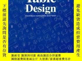 二手書博民逛書店Table罕見DesignY364682 Azur Corporation Azur Corporation