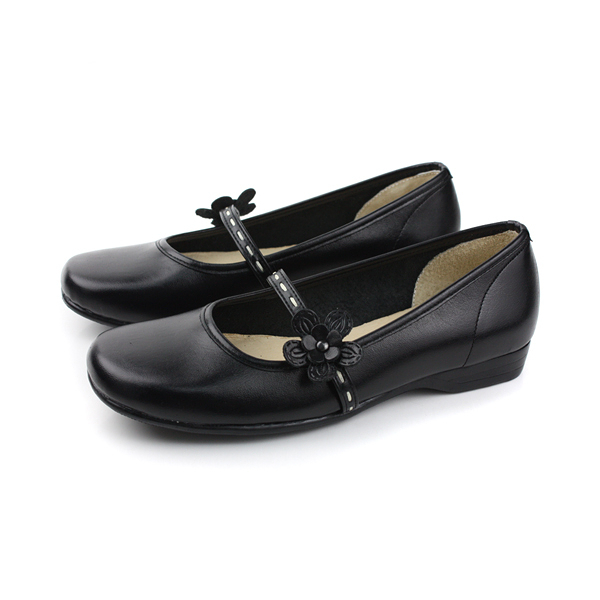 HUMAN PEACE 休閒鞋 女鞋 黑色 no543
