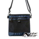 【PolarStar】隨身側背包『深藍』P20808 露營.戶外.旅遊.自助旅行.多隔間.腰包.休閒包.側背包
