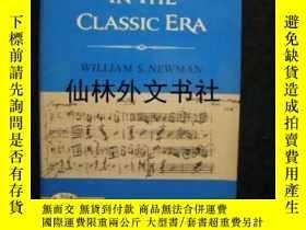 二手書博民逛書店【罕見】Sonata In The Classic Era (a