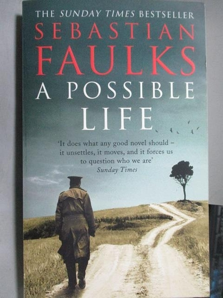【書寶二手書T2/原文小說_ODK】A Possible Life_Sebastian Faulks