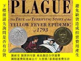 二手書博民逛書店An罕見American Plague-美國瘟疫Y436638 Jim Murphy Clarion Book