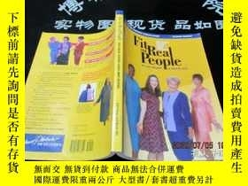 二手書博民逛書店Fit罕見FOR Real People SEW GREAT CLOTHES USING ANY PATTERN!