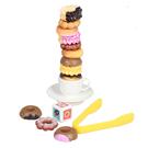*幼之圓*親子益智趣味遊戲-趣味甜甜圈疊疊樂~套杯趣味平衡遊戲