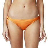 Moontide 知名進口泳裝品牌 WIDE TIE SIDE PANT 比基尼褲 - 女(螢光橘)