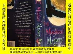 二手書博民逛書店3in罕見1magical mystery stories3英寸1的神秘故事Y200392